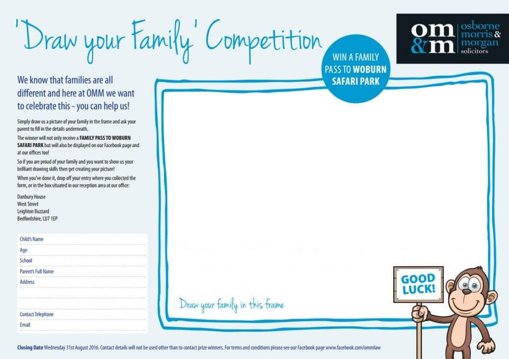 draw your family