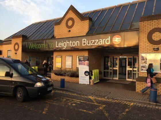 Leighton Buzzard train station