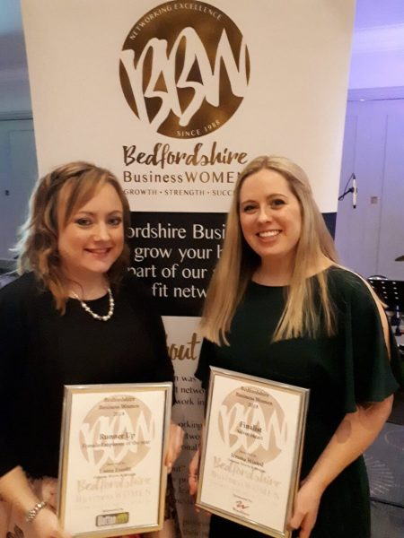 Bedfordshire Business Women Awards 2018