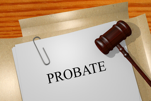 Probate with law of the instrument